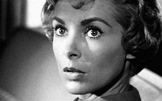 кадр из фильма Психо, шестидесятые, легенды экрана шестидесятых