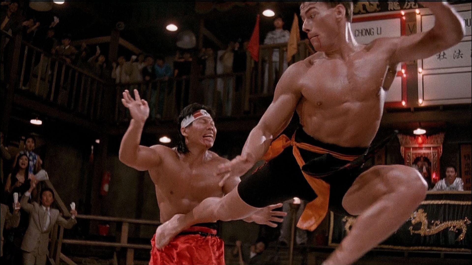 Информация о фильме название: кровавый спорт оригинальное название: bloodsport год выхода: 1988 жанр