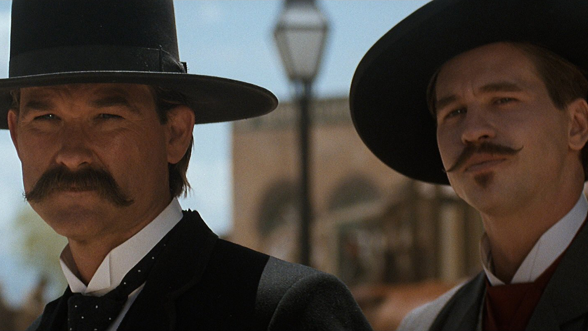 in the movie tombstone friendship comes
