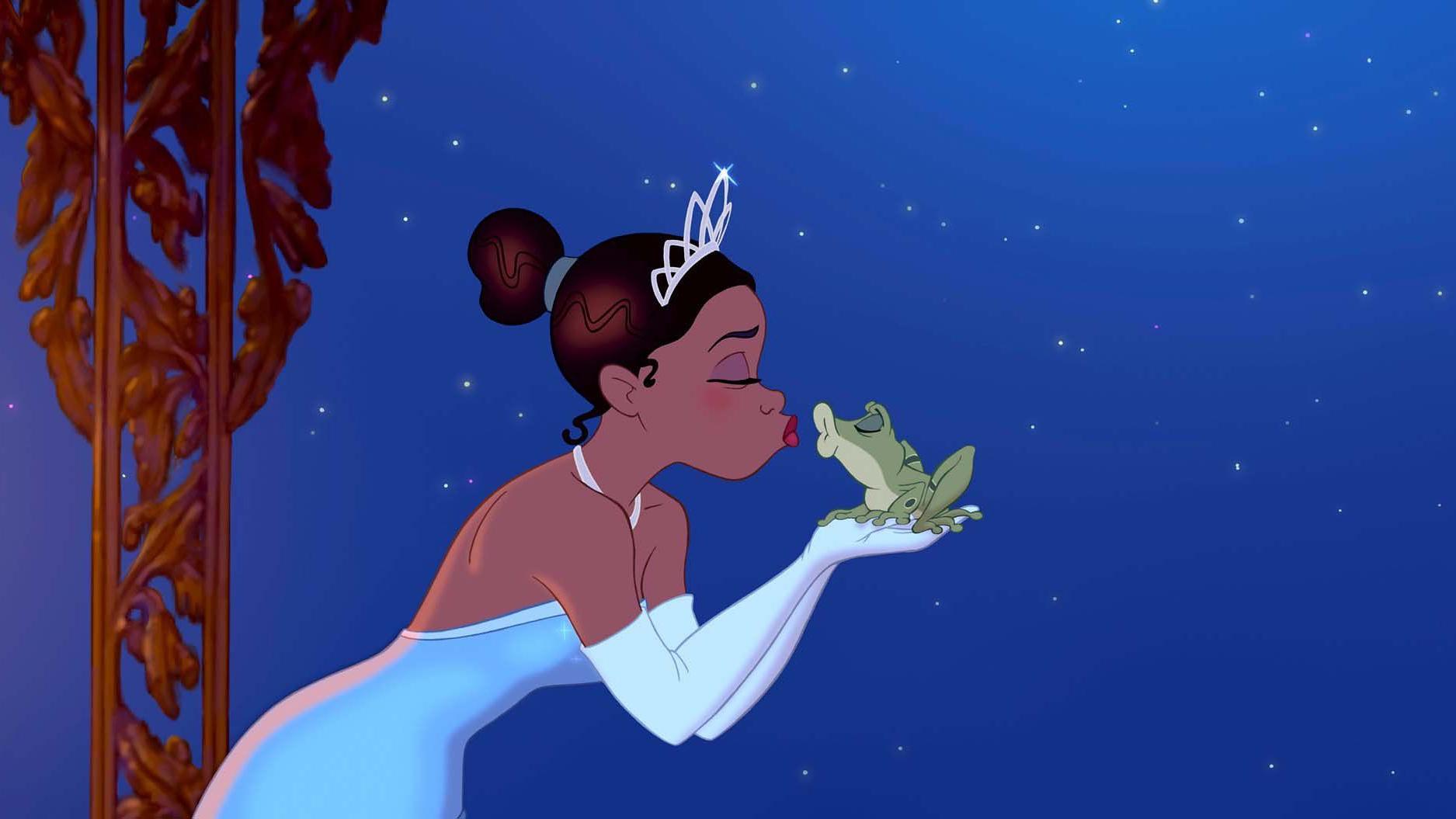 «Принцесса и лягушка» / Walt Disney Studios