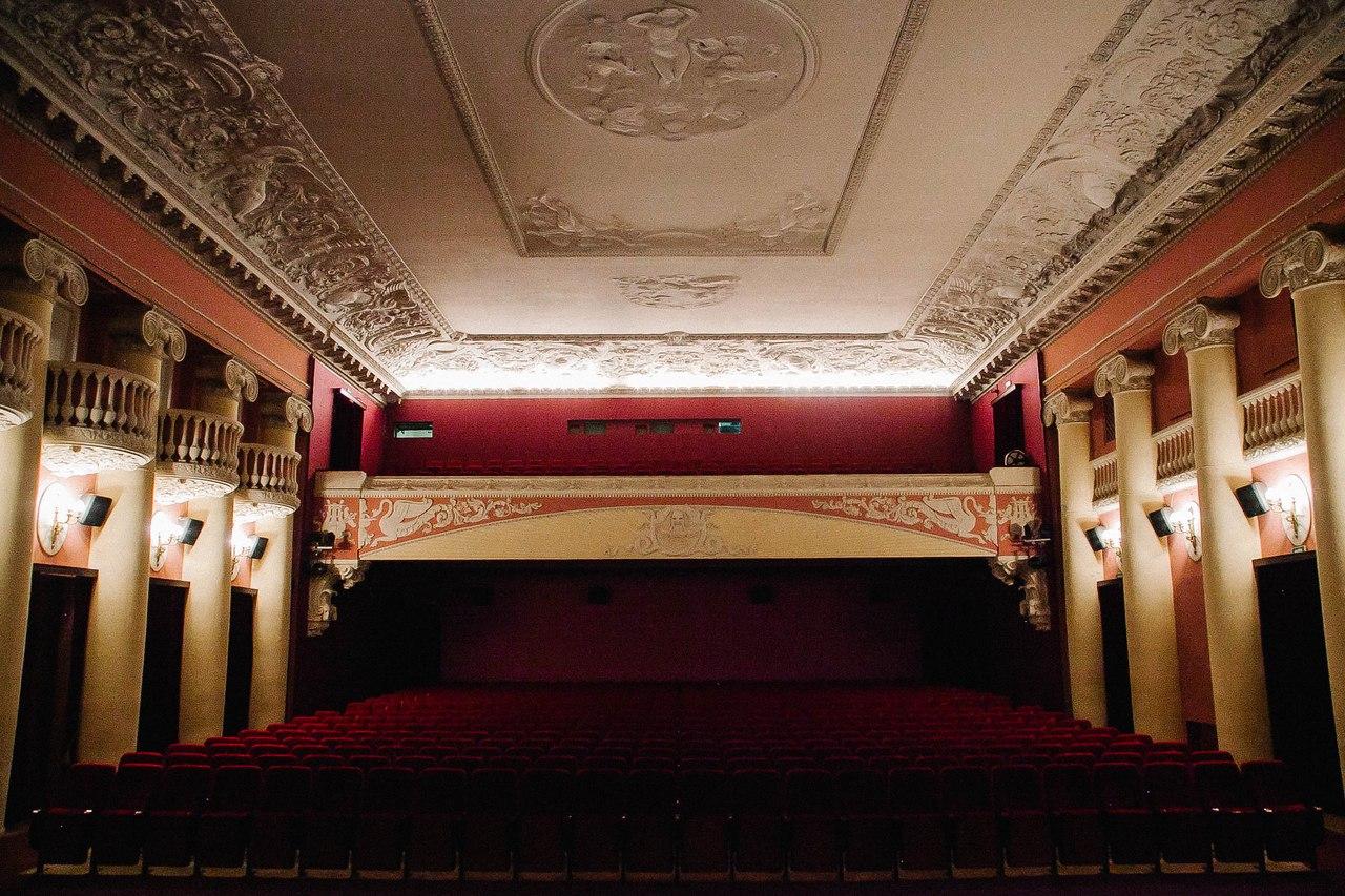 афиша тверского театра на декабрь