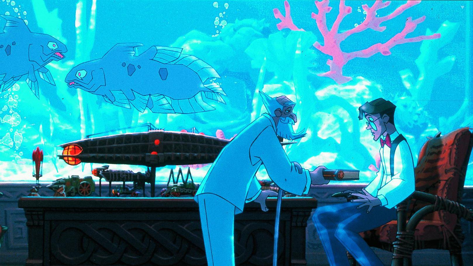 «Атлантида: Затерянный мир» / Walt Disney Studios