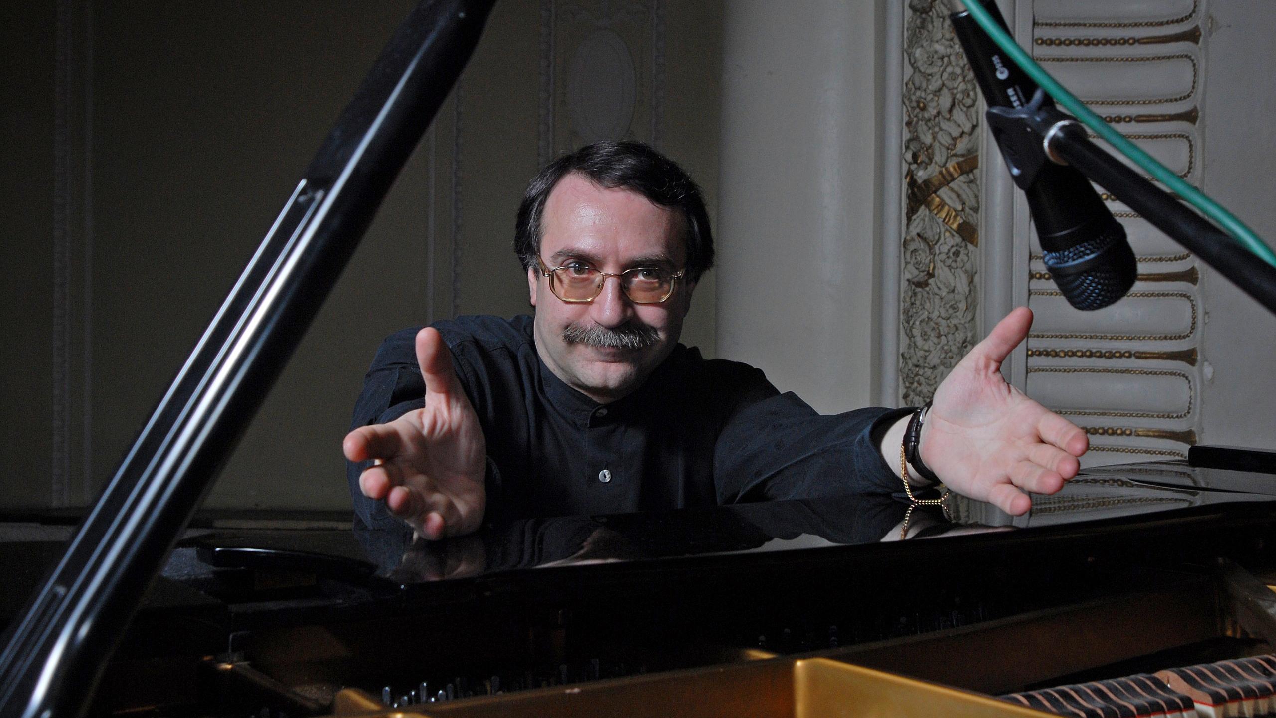 «Игры в джаз»: Даниил Крамер