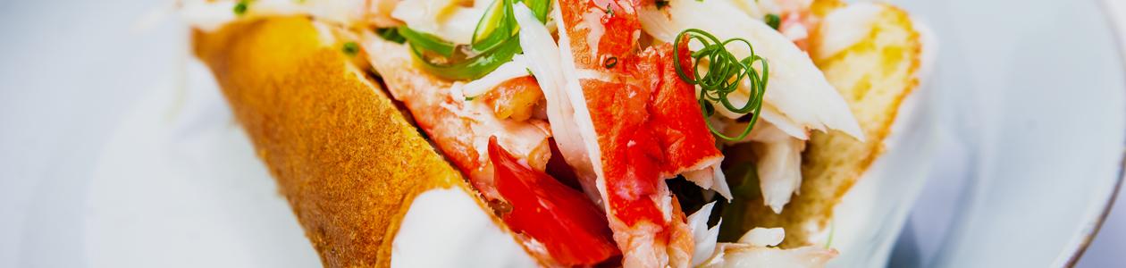 Ресторан Wine & Crab. Москва Никольская, 19–21, корп. 1